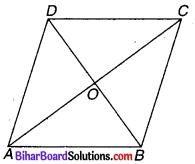 Bihar Board Class 9 Maths Solutions Chapter 8 चतुर्भुज Ex Q 8.1 2