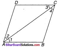 Bihar Board Class 9 Maths Solutions Chapter 8 चतुर्भुज Ex Q 8.1 5
