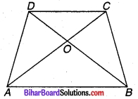 Bihar Board Class 9 Maths Solutions Chapter 9 समान्तर चतुर्भुज और त्रिभुजों के क्षेत्रफल Ex 9.3 Q 10