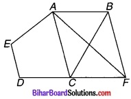 Bihar Board Class 9 Maths Solutions Chapter 9 समान्तर चतुर्भुज और त्रिभुजों के क्षेत्रफल Ex 9.3 Q 11