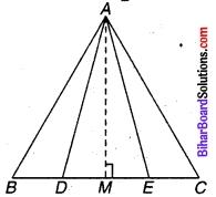Bihar Board Class 9 Maths Solutions Chapter 9 समान्तर चतुर्भुज और त्रिभुजों के क्षेत्रफल Ex 9.4 Q 2