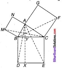 Bihar Board Class 9 Maths Solutions Chapter 9 समान्तर चतुर्भुज और त्रिभुजों के क्षेत्रफल Ex 9.4 Q 9