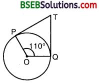 Bihar Board Class 10th Maths Solutions Chapter 10 Circles Ex 10.2 2
