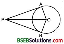 Bihar Board Class 10th Maths Solutions Chapter 10 Circles Ex 10.2 3