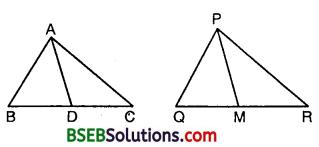 Bihar Board Class 10th Maths Solutions Chapter 6 Triangles Ex 6.3 13