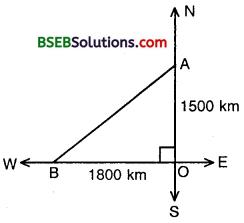 Bihar Board Class 10th Maths Solutions Chapter 6 Triangles Ex 6.5 10