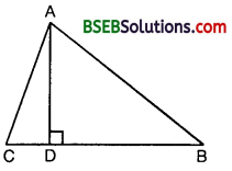 Bihar Board Class 10th Maths Solutions Chapter 6 Triangles Ex 6.5 13