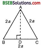 Bihar Board Class 10th Maths Solutions Chapter 6 Triangles Ex 6.5 4