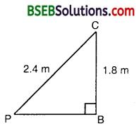 Bihar Board Class 10th Maths Solutions Chapter 6 Triangles Ex 6.6 19