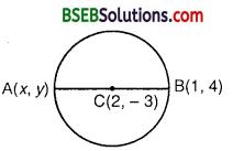 Bihar Board Class 10th Maths Solutions Chapter 7 Coordinate Geometry Ex 7.2 9