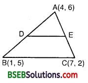 Bihar Board Class 10th Maths Solutions Chapter 7 Coordinate Geometry Ex 7.4 7