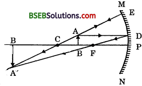 Bihar Board Class 10 Science Solutions Chapter 10 Light Reflection and Refraction - 20