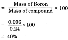 Bihar Board Class 9 Science Solutions Chapter 3 Atoms and Molecules - 10