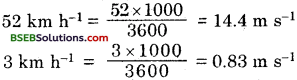Bihar Board Class 9 Science Solutions Chapter 8 Motion - 5
