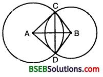 Bihar Board Class 9th Maths Solutions Chapter 10 Circles Ex 10.6 1