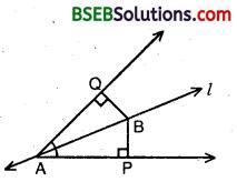 Bihar Board Class 9th Maths Solutions Chapter 7 Triangles Ex 7.1 5