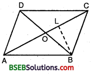 Bihar Board Class 9th Maths Solutions Chapter 9 Areas of Parallelograms and Triangles Ex 9.3 3