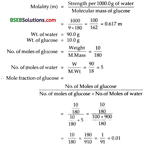 Bihar Board Class 12 Chemistry Solutions Chapter 2 Solutions 5