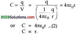 Bihar Board Class 12 Physics Solutions Chapter 2 Electrostatic Potential and Capacitance - 161