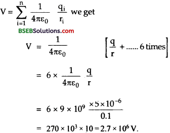 Bihar Board Class 12 Physics Solutions Chapter 2 Electrostatic Potential and Capacitance - 6