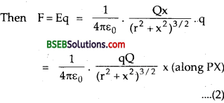 Bihar Board Class 12th Physics Solutions Chapter 1 Electric Charges and Fields -157
