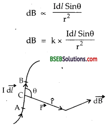 Bihar Board Class 12th Physics Solutions Chapter 4 Moving Charges and Magnetism - 32