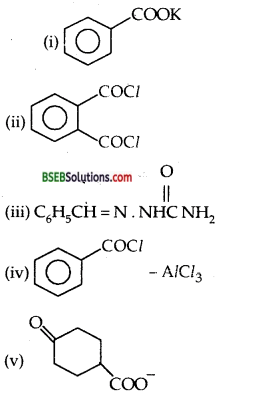 Bihar Board Class 12 Chemistry Solutions Chapter 12 Aldehydes, Ketones and Carboxylic Acids 96