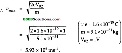 Bihar Board Class 12th Physics Solutions Chapter 11 Dual Nature of Radiation and Matter - 73