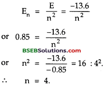 Bihar Board Class 12th Physics Solutions Chapter 12 Atoms - 53