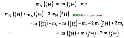 Bihar Board Class 12th Physics Solutions Chapter 13 Nuclei - 60