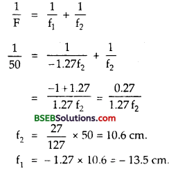 Bihar Board Class 12th Physics Solutions Chapter 9 Ray Optics and Optical Instruments - 181