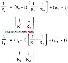 Bihar Board Class 12th Physics Solutions Chapter 9 Ray Optics and Optical Instruments - 184