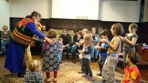 "Intergenerational Festival: ""Wampanoag."" ​ Led by Remi Gay @ Brooklyn Society for Ethical Culture"