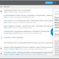 Mendeley - Software gratuito para gerenciar referências