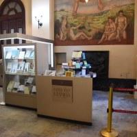 Tote bag, eco bag, sacola ecológica, bolsa de pano: tem pra vender na loja da biblioteca?