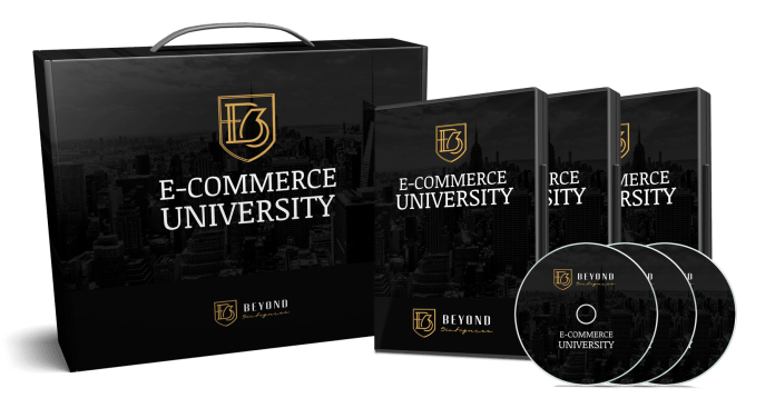 Justin Woll 2019 BSF E-commerce University - WSO Downloads 8