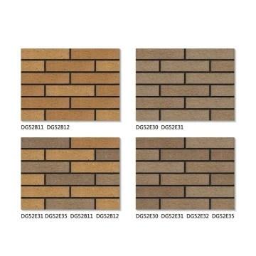 china thin brick tile thin brick wall