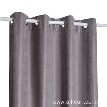 coating blackout curtain fabric knitted