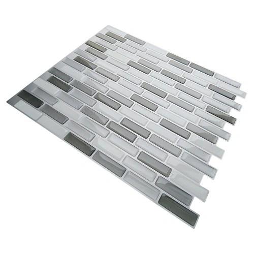 hot sale smart kitchen peel stick tile backsplash