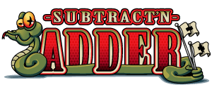 Subtract 'n' Adder logo