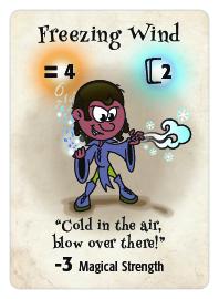 Freezing Wind DM-100