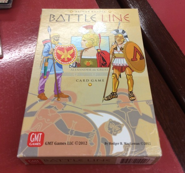 The Battle Line box.