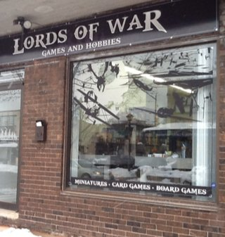 Lords of War store front