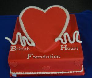 PDA1 LOUISE EMBLING BRITISH HEART  FOUNDATION NEWBURY