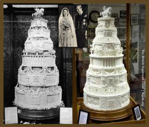 Queen's cake/s comparison