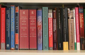 Medical History books 2016