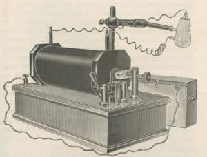 Snowdon Ward 1896 Apparatus