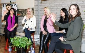 an evening of empowerment at wework canadas first sheleads event 1