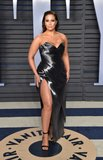 ashley grahams oscars gown was all things sexy sultry and slick 1