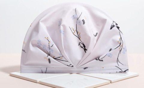 stylish showercaps